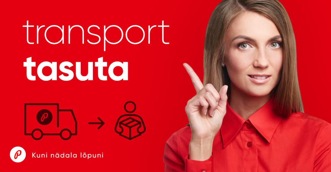 Tasuta transport