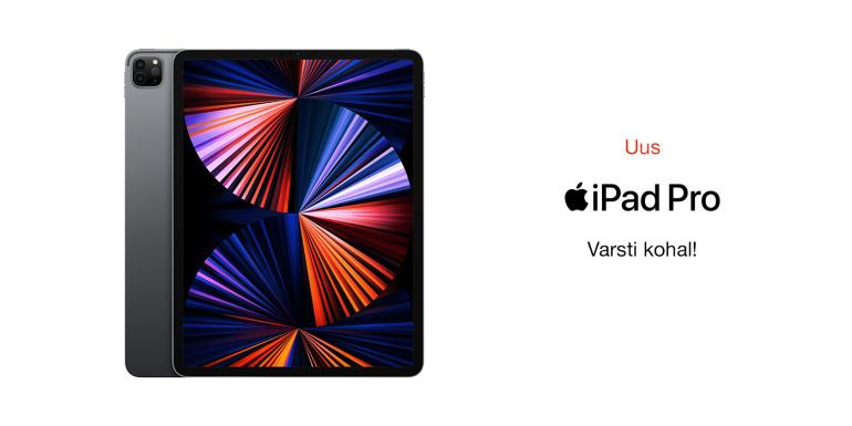 Apple'i uus iPad Pro sai M1 protsessori ja palju muud toredat