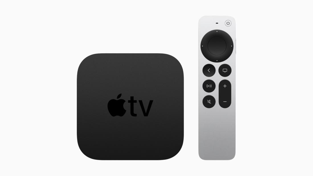 Apple TV 4K meediapleier 2021