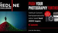 Valitud Canon EOS R kaamera või RF objektiivi ostul saad kuni 400€ tagasi