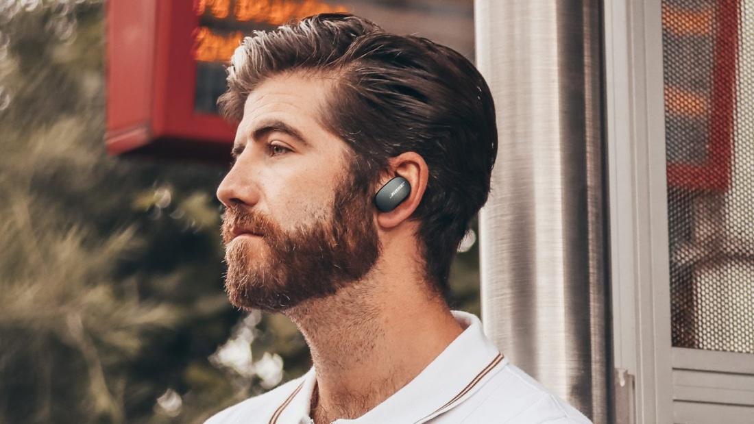 Bose QuietComfort Earbuds kõrvaklapid