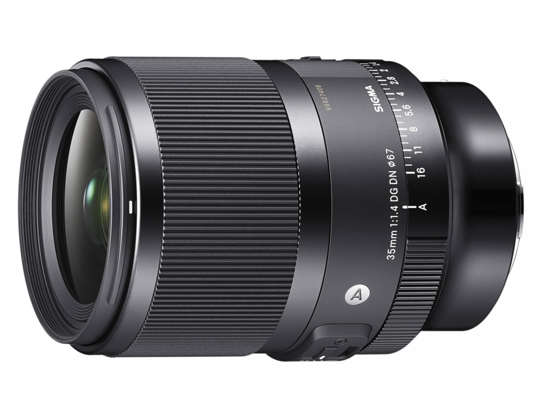 sigma 35mm F1.4 DG DN | A