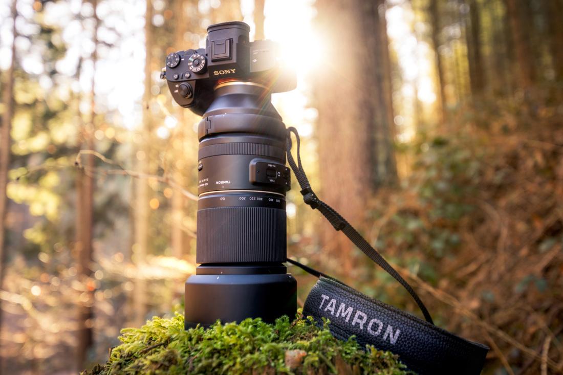 Tamron 150 500mm F/5 6.7 Di III VC VXD