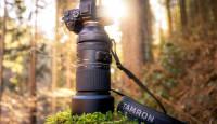 Tamron 150-500mm f/5-6.7 Di III VC VXD on telesuum, mida oled Sony hübriidkaamera ette oodanud