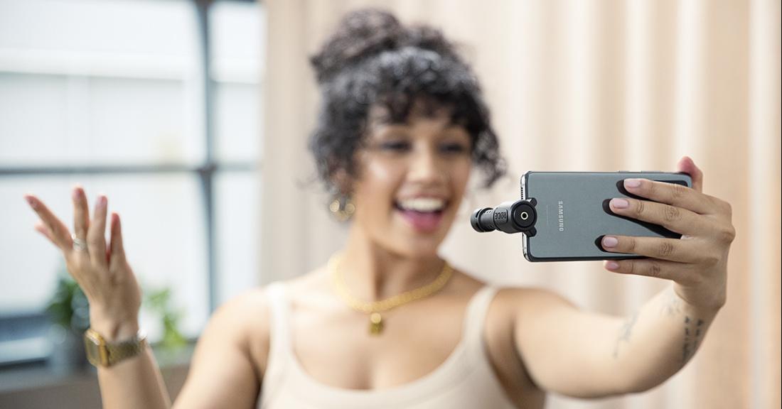 Rode mikrofon VideoMic Me-C USB-C