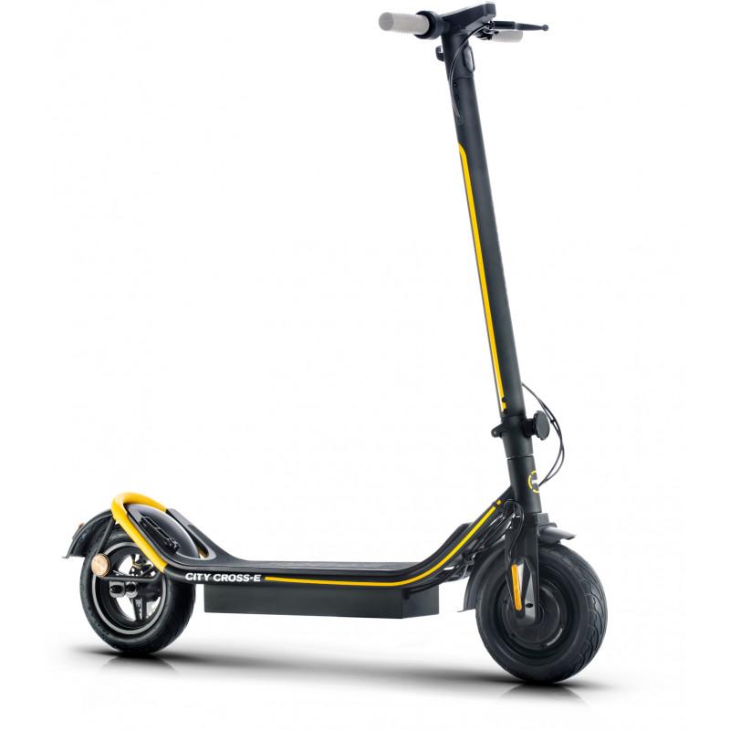 Ducati elektritõukeratas Scrambler City Cross E Black and Yellow