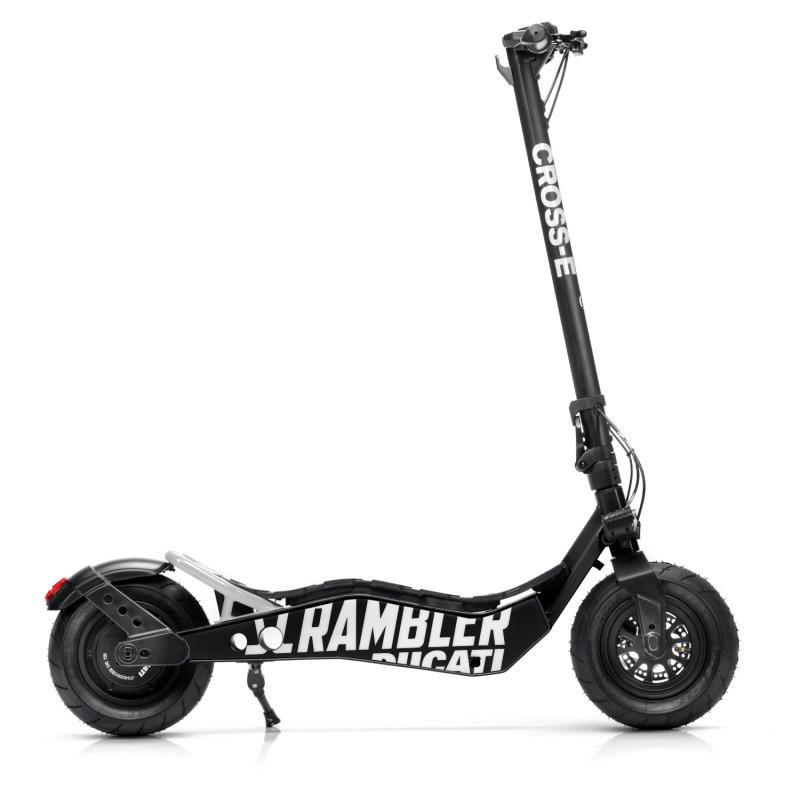 Ducati elektritõukeratas Scrambler Cross E