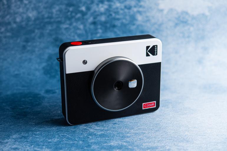 Digitest.ee: Kodak Mini Shot Combo 3 on lihtne ja kena digikaamera printeriga
