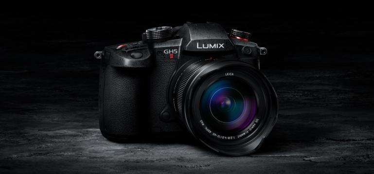 Panasonic Lumix GH5 II on ideaalne hübriidkaamera videote loomiseks