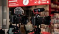 Nüüd rentimiseks: Rode VideoMicro ja Rode VideoMic Go mikrofonid