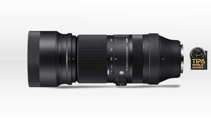 Sigma 100-400mm f/5-6.3 DG DN OS Contemporary objektiiv