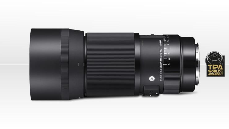 Sigma 105mm f/2.8 DG DN Macro Art