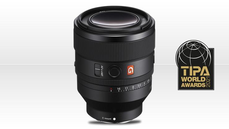 Sony FE 50mm f/1.2 GM objektiiv