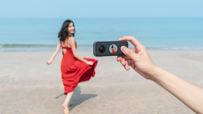 Insta360 One X2 – filmimeeskond Sinu taskus