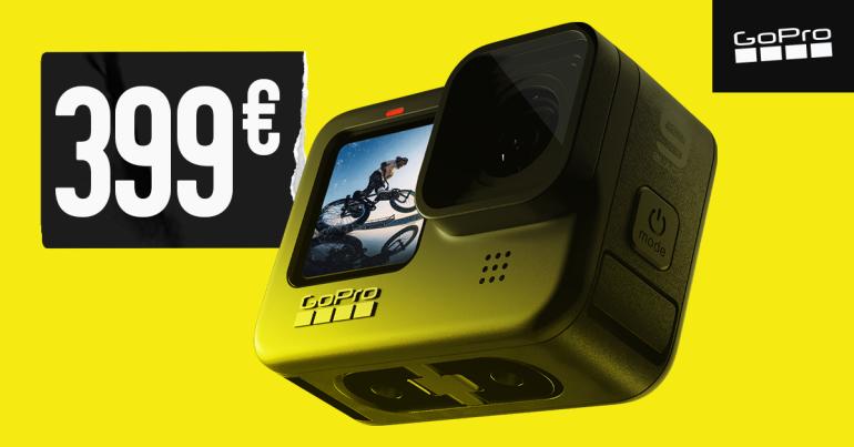 KUNI 12. SEPTEMBER: GoPro HERO9 Black on müügil suurepärase soodushinnaga