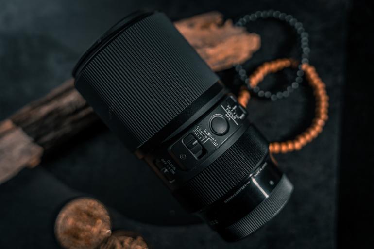 Sigma 105mm f/2.8 DG DN Macro Art - objektiiv, mida ei saa paigutada kindlatesse raamidesse