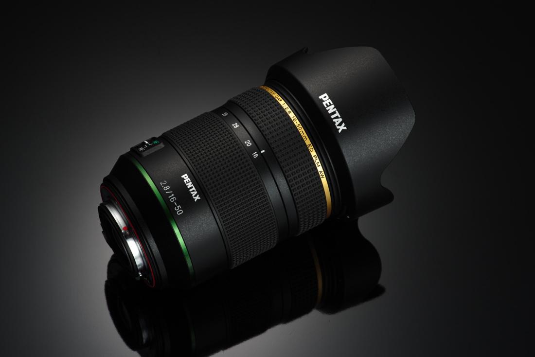 HD PENTAX-DA★ 16-50mmF2.8ED PLM AW