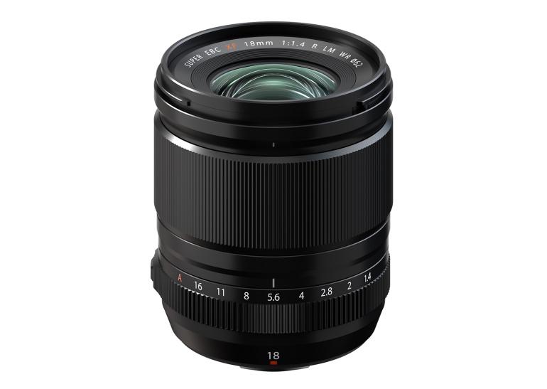 Fujifilm XF 18mm f/1.4 R LM WR on ideaalne kaaslane sinu Fujifilm hübriidikaamerale