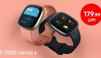 Kaunis ja võimekas Fitbit Versa 3 nutikell on müügil soodushinnaga 179,99€