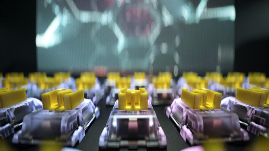 Razer BlackWidow V3 Mini