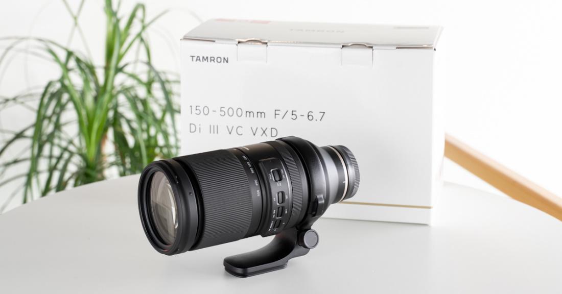 Tamron 150-500mm VXD Sony