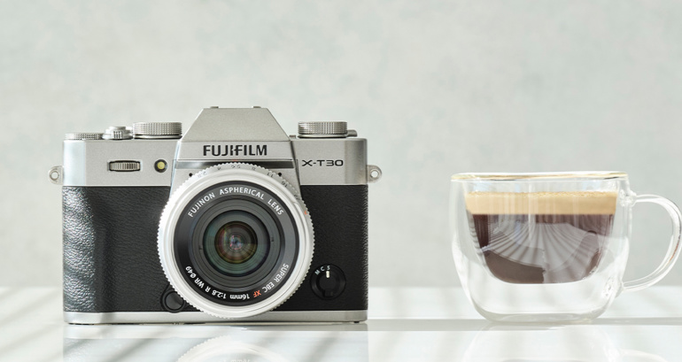 Fujifilm X-T30 II hübriidkaamera on loodud mõeldes fotograafidele