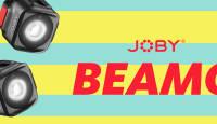 Joby Beamo LED videovalgusti on nagu väike kaasaskantav päike