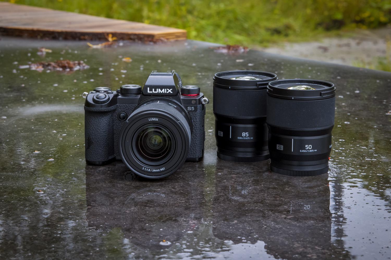 Panasonic 24mm f/1.8 S objektiiv
