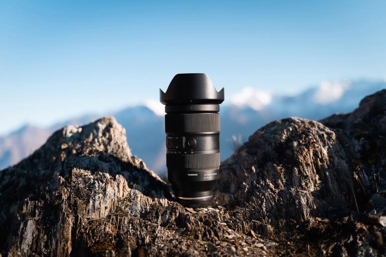 Alanud on Tamron 35-150mm f/2-2.8 Di III VXD eeltellimine