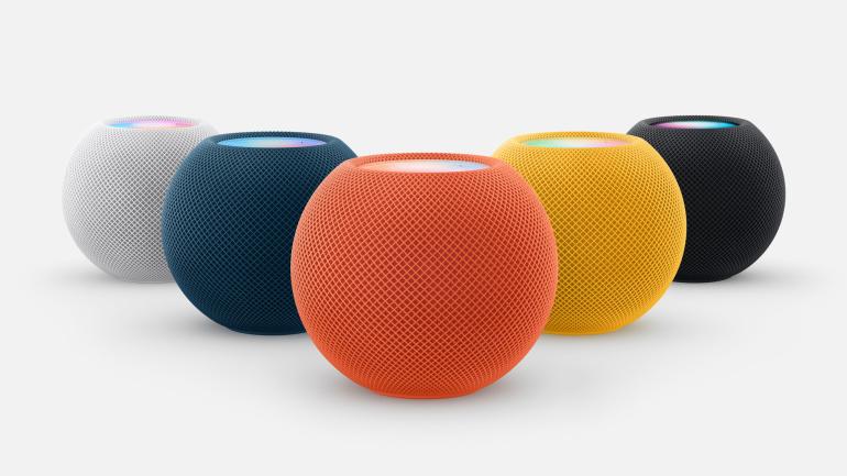 Uus Apple HomePod mini nutikõlar üllatab värskete värvidega
