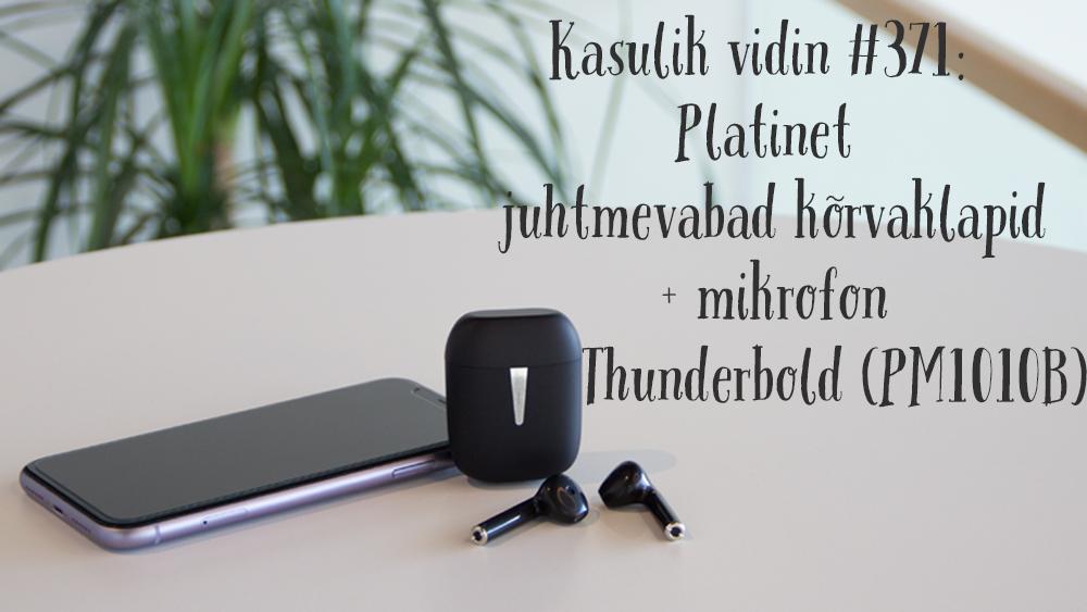Platinet Thunderbold