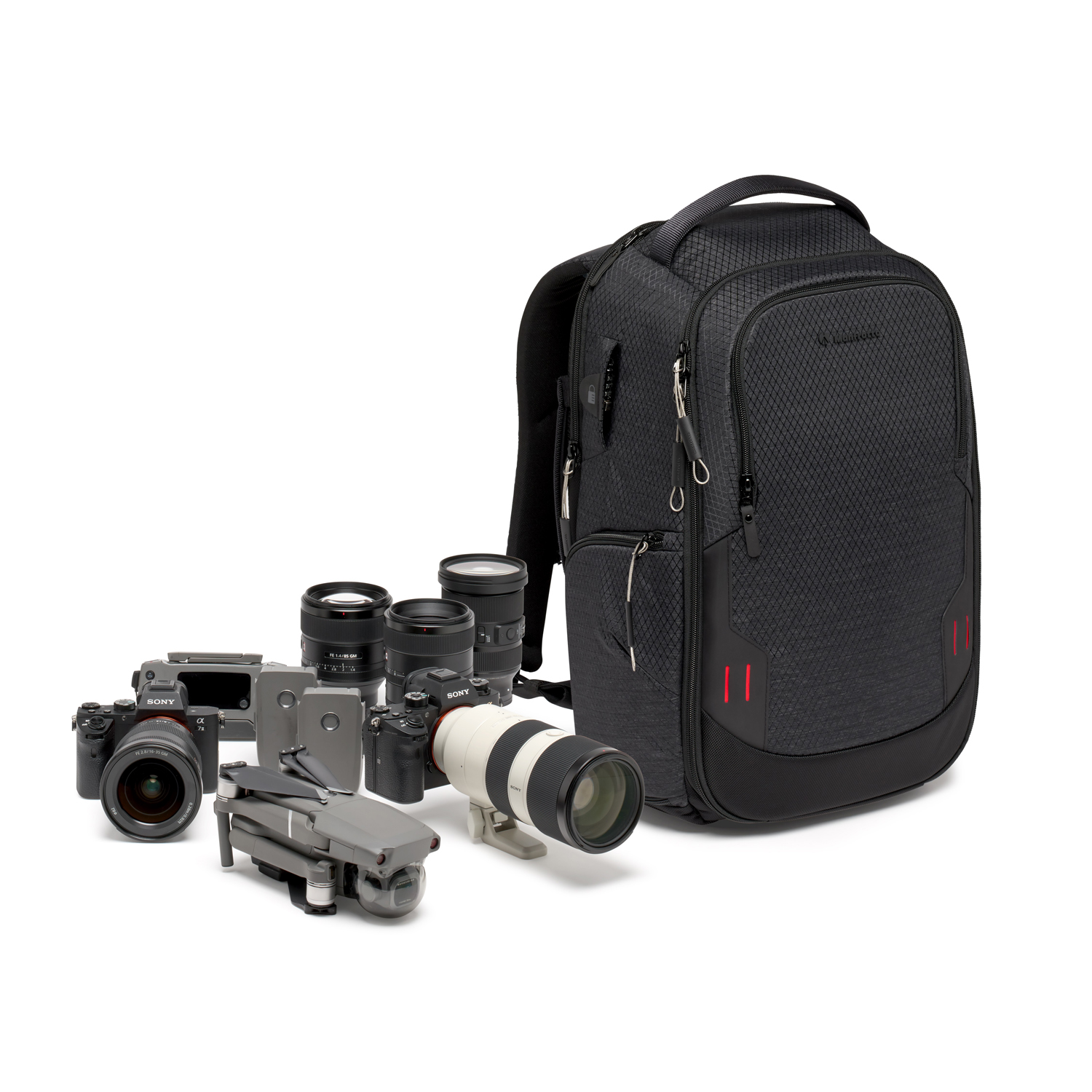 Manfrotto Pro Light Frontloader