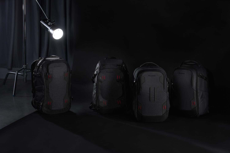 Manfrotto Pro Light kaamerakotid