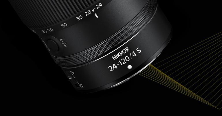 Nikkor Z 24-120mm f/4 S on uus reisiobjektiiv Nikoni täiskaader hübriidkaameratele