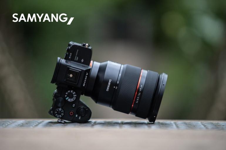 Samyang AF 24-70mm f/2.8 FE on nende esimene suumobjektiiv